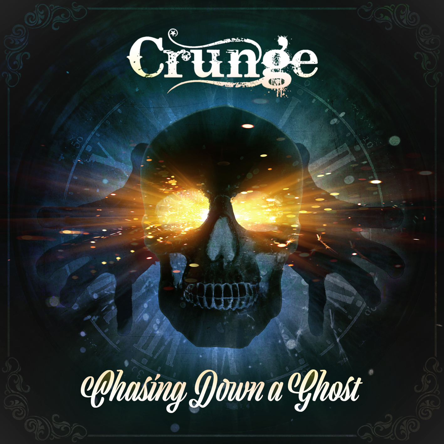CRUNGE - Chasing Down A Ghost